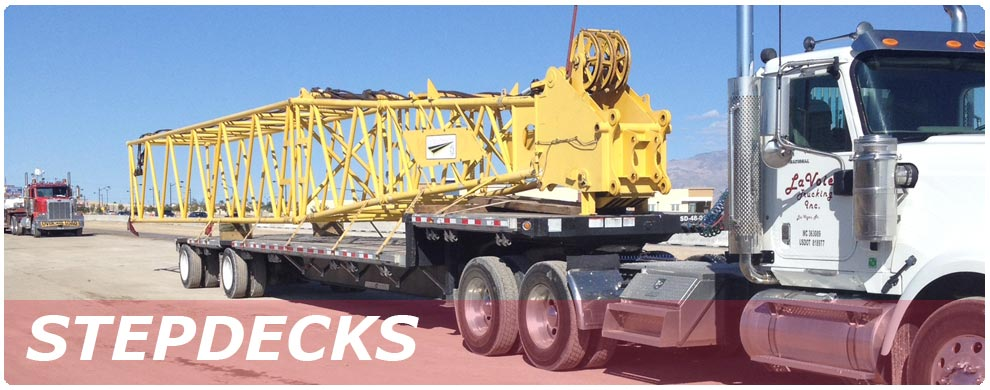 Stepdeck Trailers